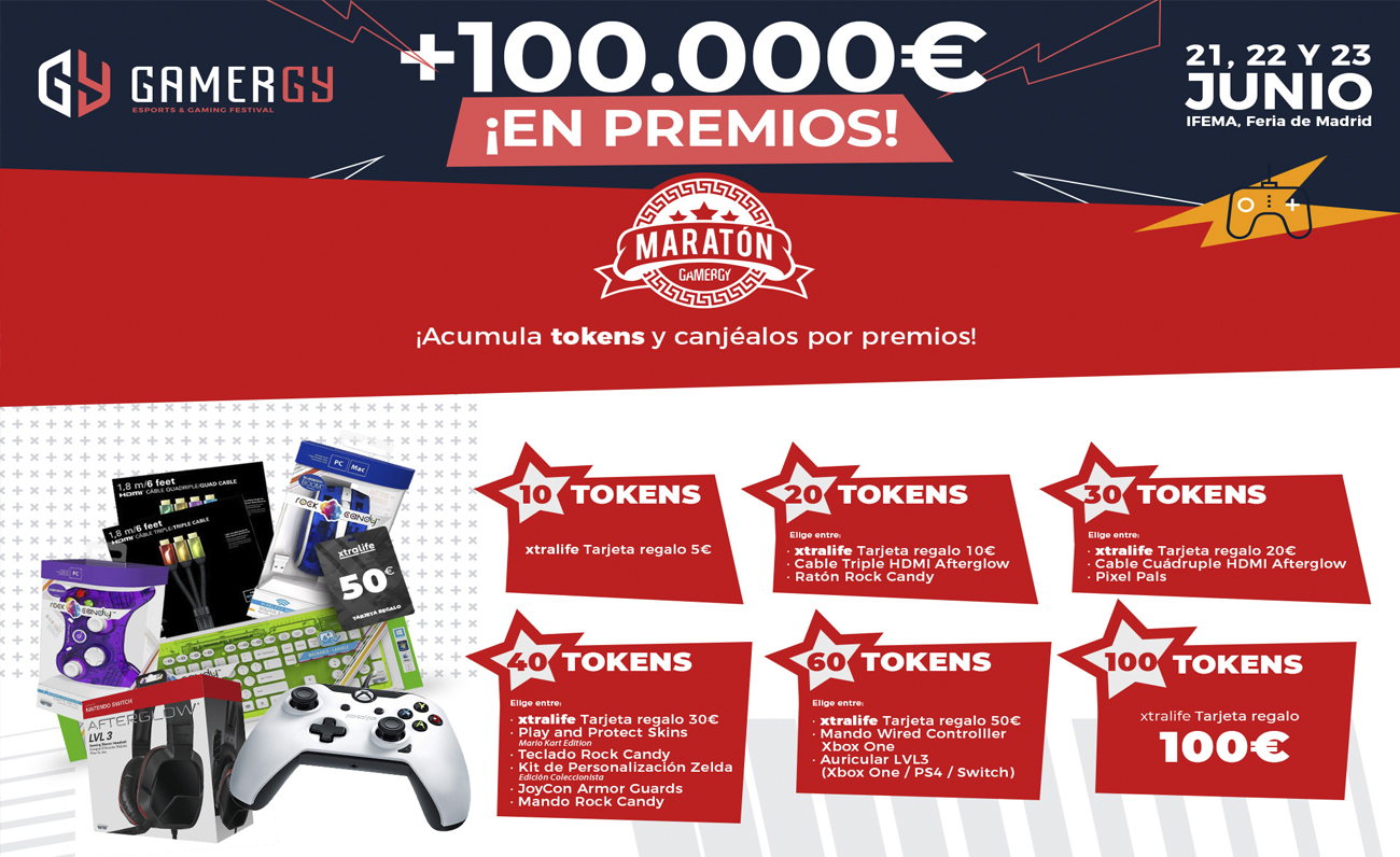 Gamergy 100K€