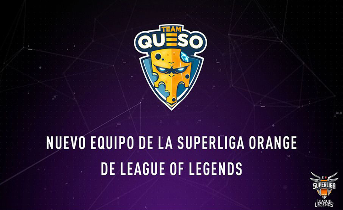 Team Queso SLO LoL