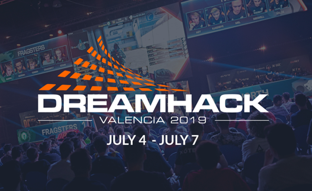 DreamHack Valencia CF eSports