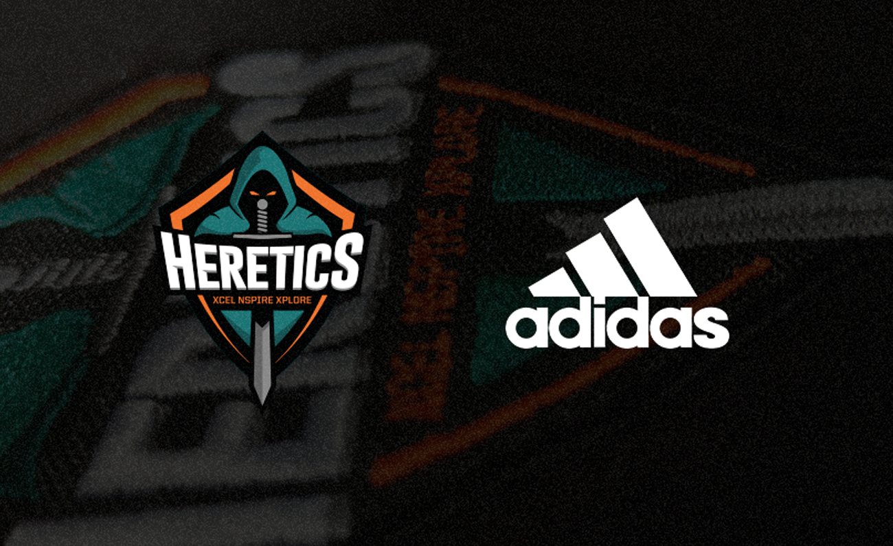Heretics Adidas