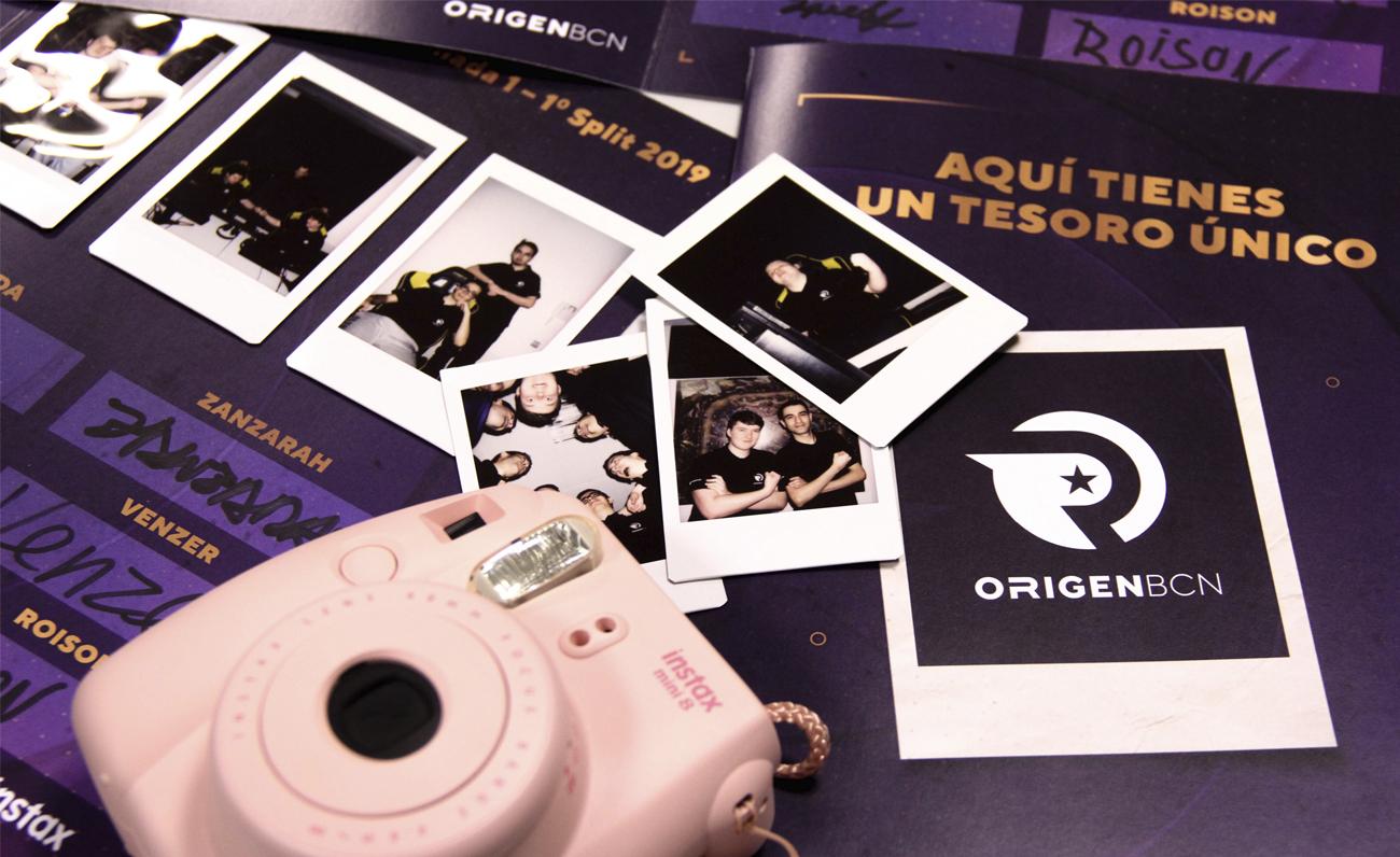 Origen BCN Fujifilm