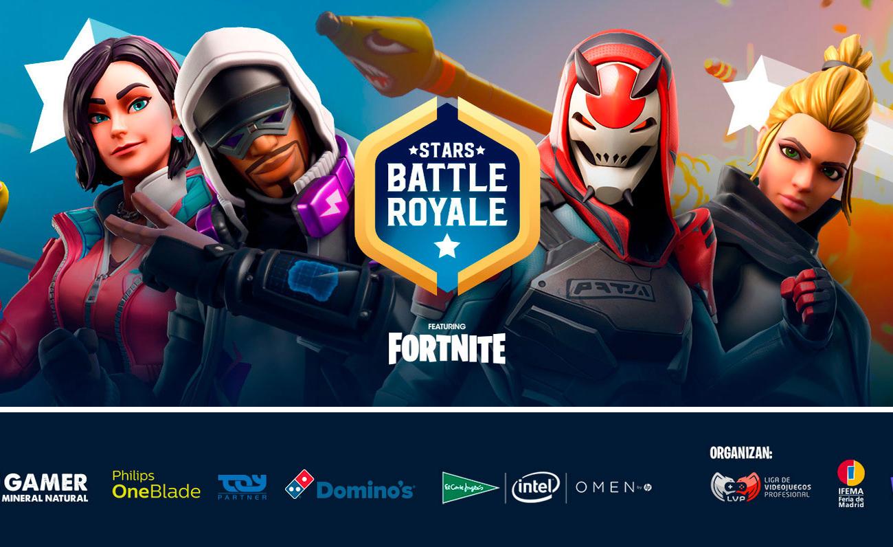 Stars Battle Royale