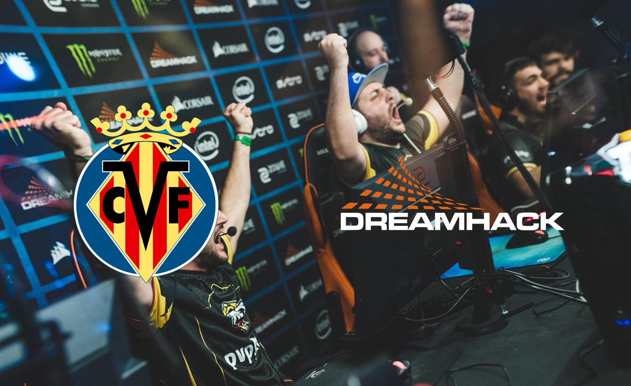 VIllareal DreamHack Spain
