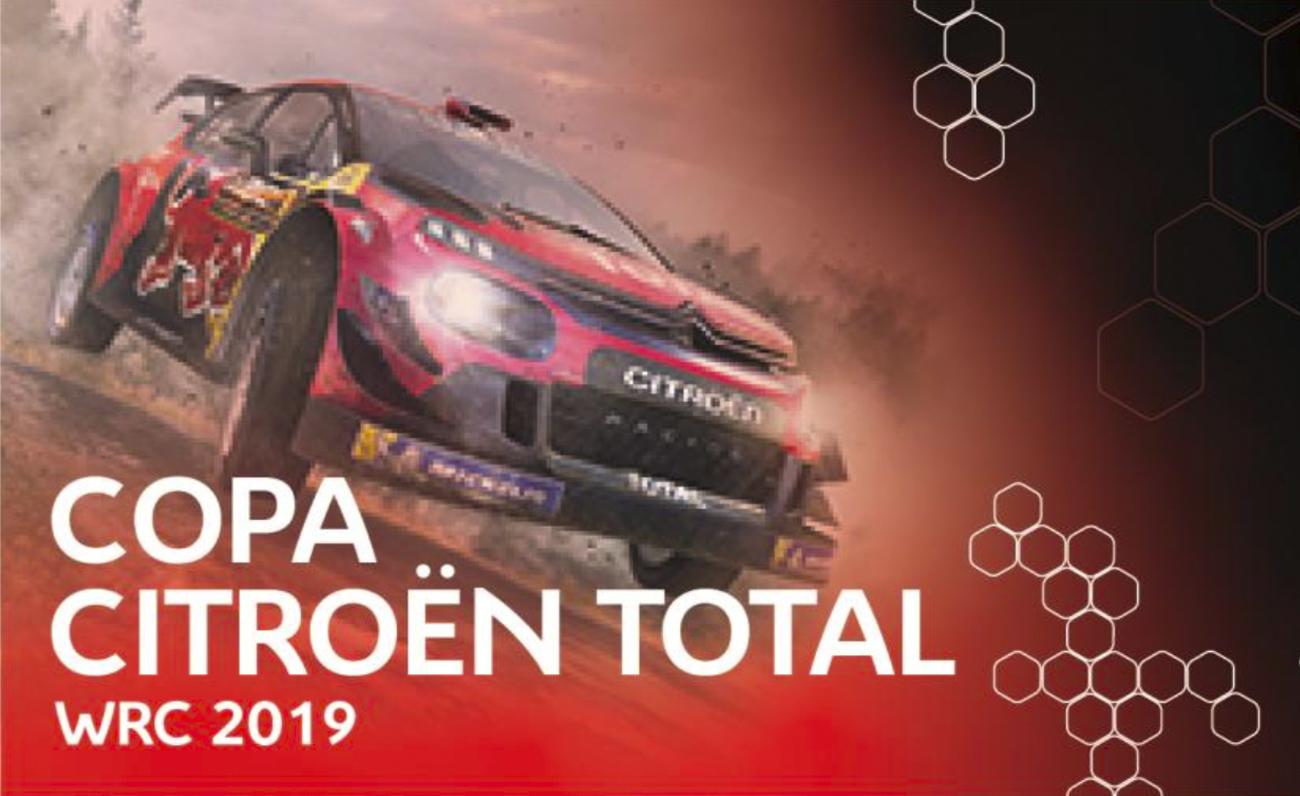 Copa Citroën Total WRC