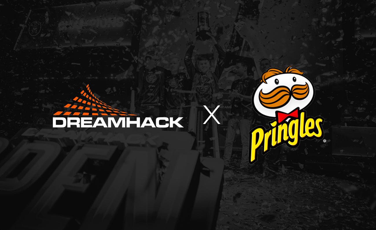 DreamHack Pringles
