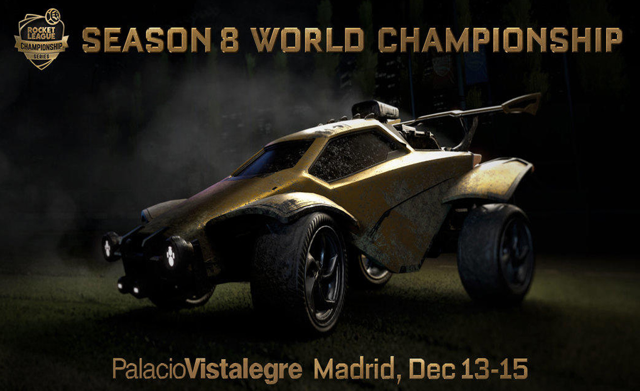 Rocket League T8 Madrid