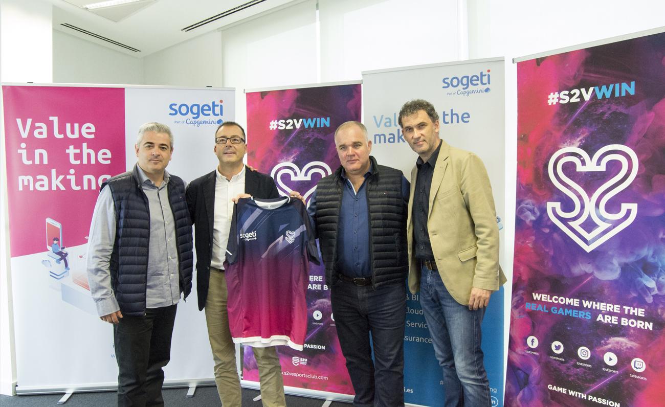 Sogeti S2v Esports