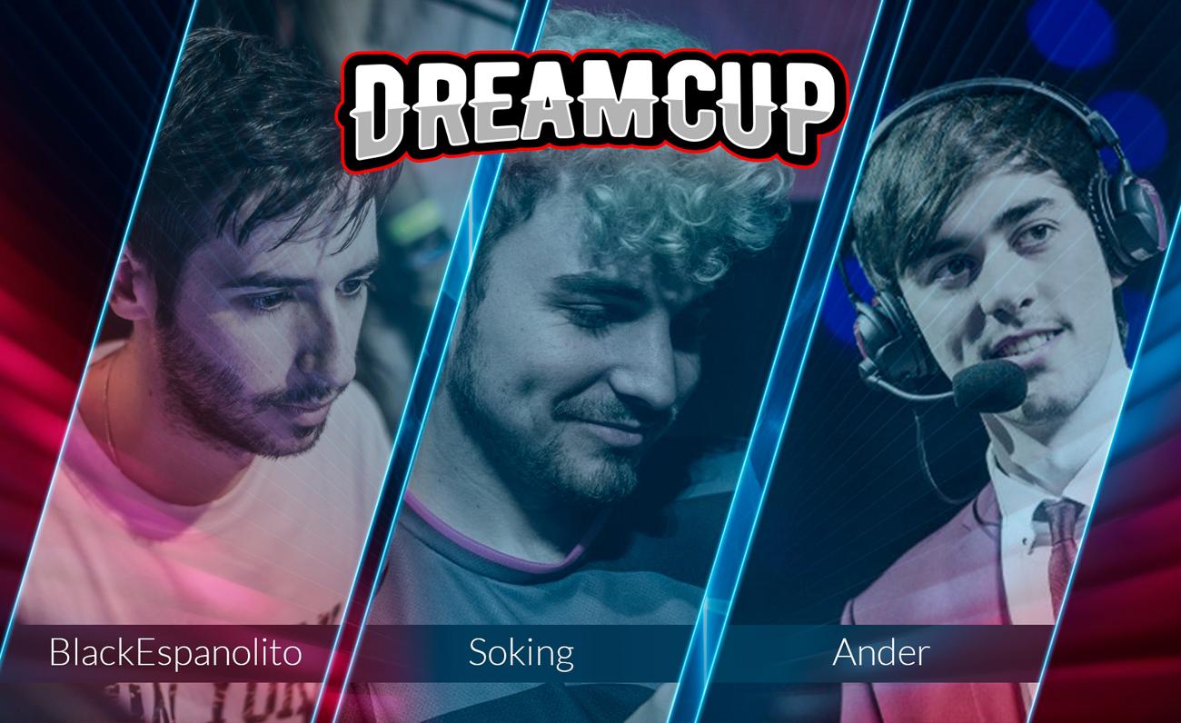Dreamcup embajadores