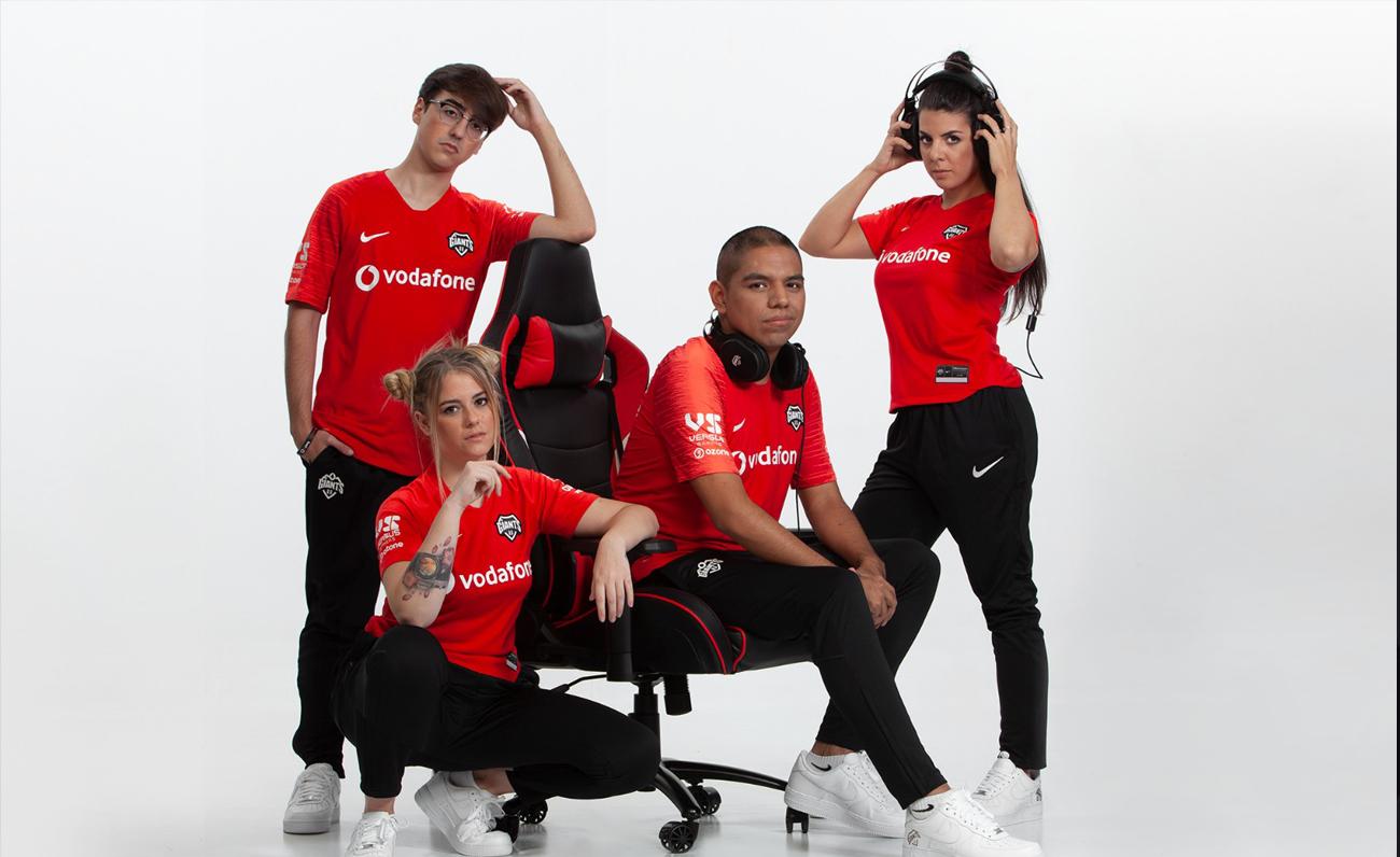 Vodafone Giants Nike