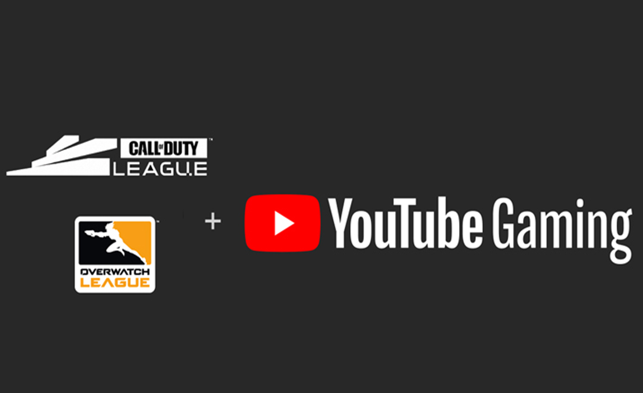 Youtube Activision Blizzard