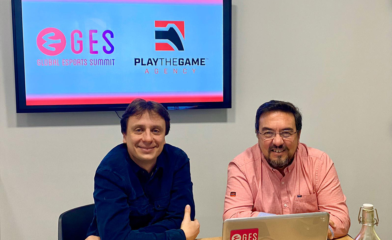 Global Esports Summit Play the Game
