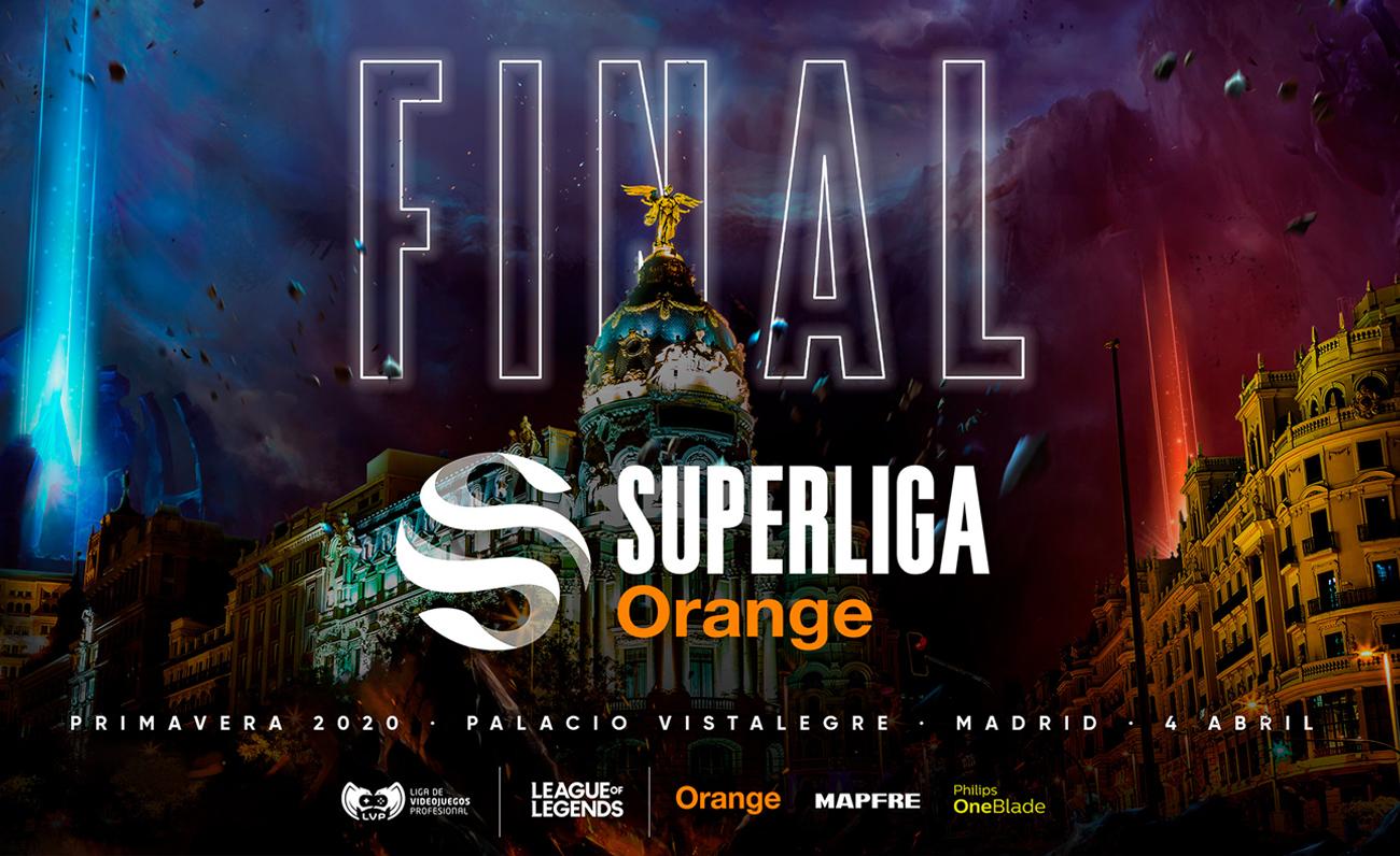Superliga Orange Lol Vistalegre