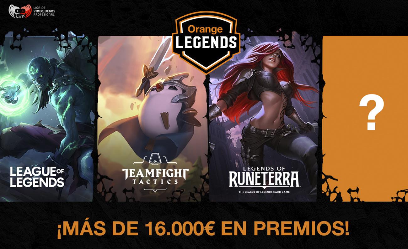 LVP Orange Legends
