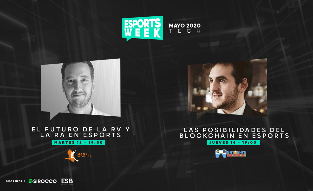 Esports Week Tech