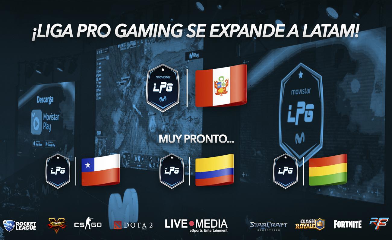 Liga Pro Gaming