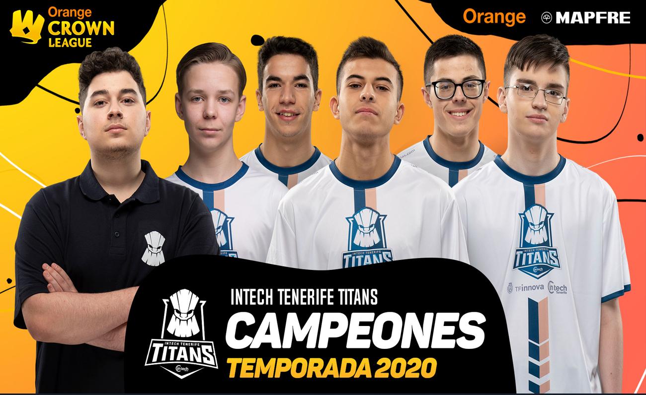 Orange Crown League