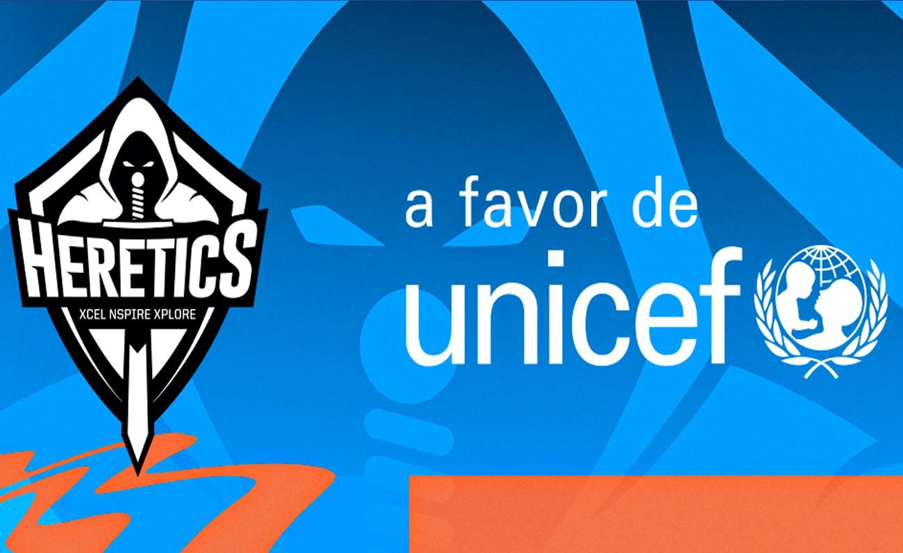Team Heretics Unicef