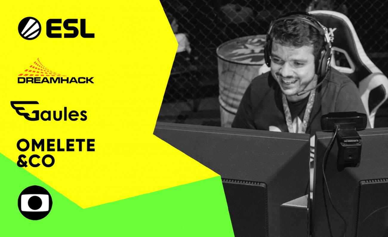 ESL DreamHack Omelete Globo