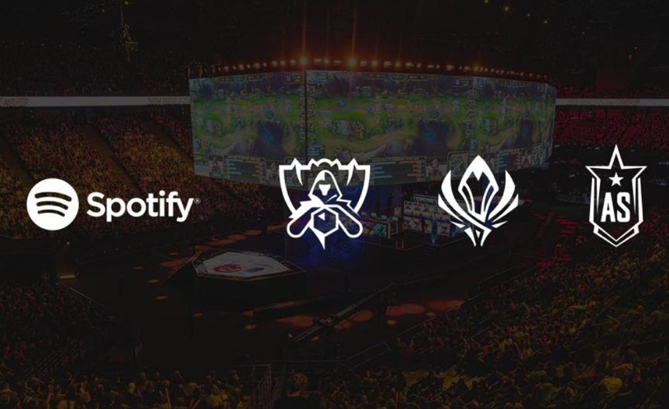 Riot Games Spotify