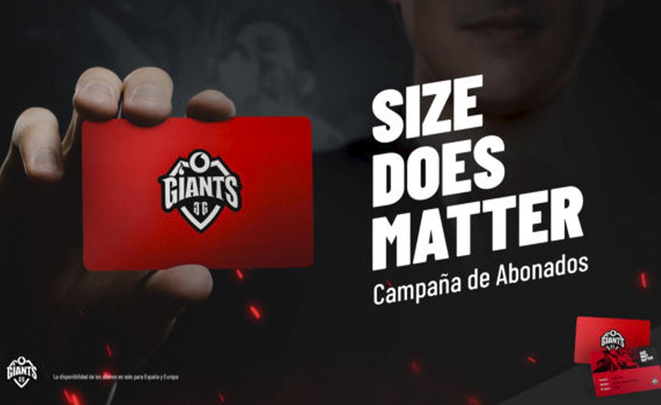 Vodafone Giants Abono
