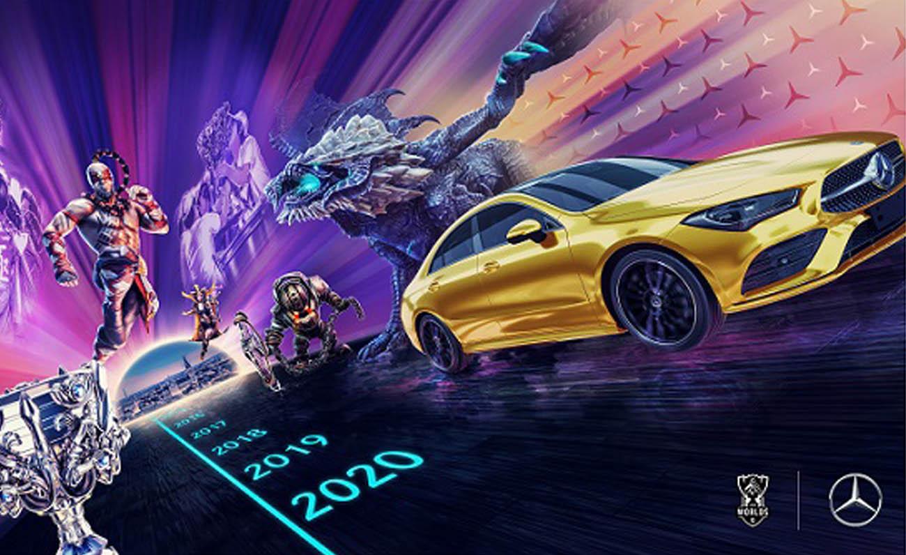 Mercedes-Benz LoL Esports