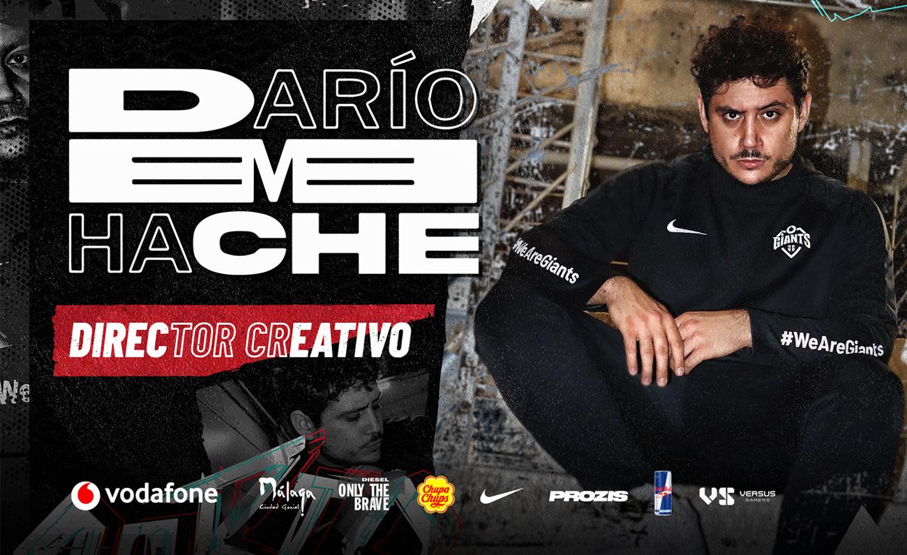 Dario MH Vodafone Giants