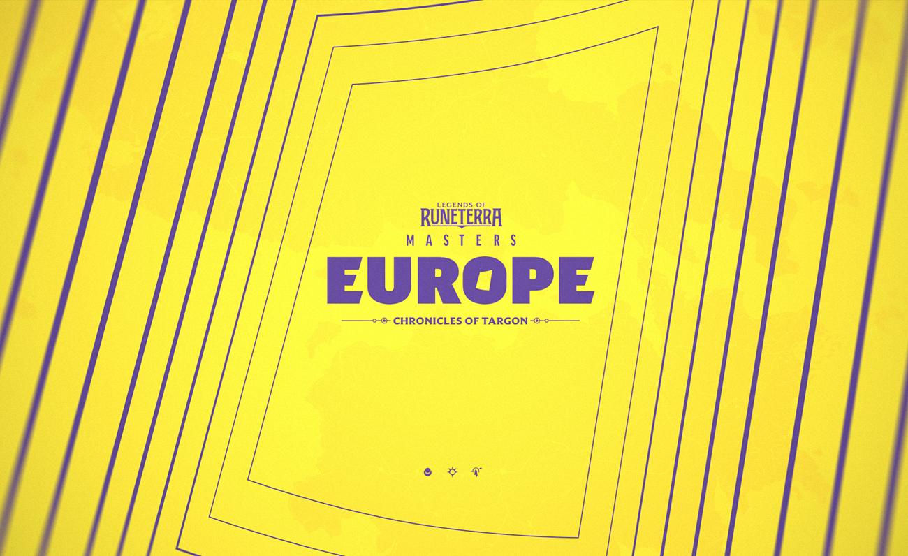 Master Europe Legends Runeterra