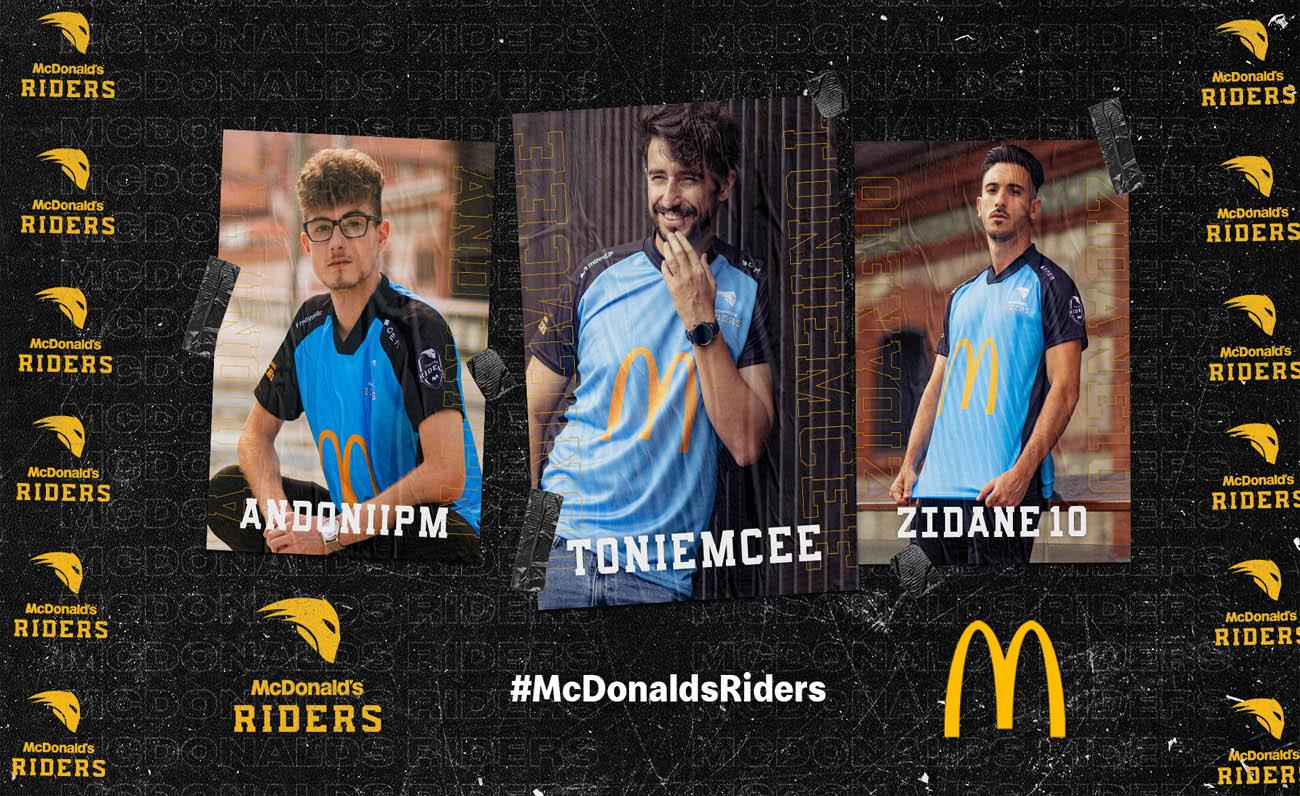 McDonald's Movistar Riders