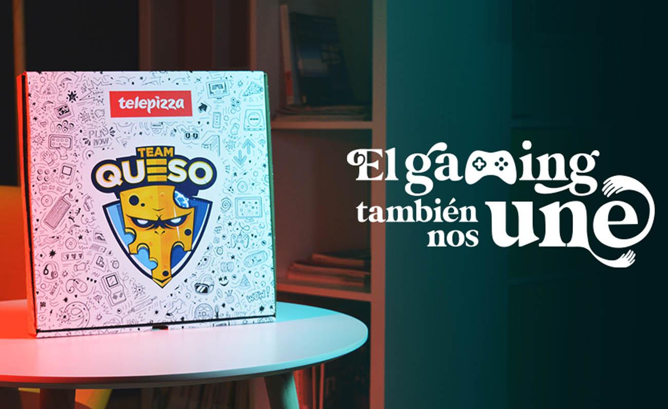 Team Queso Telepizza