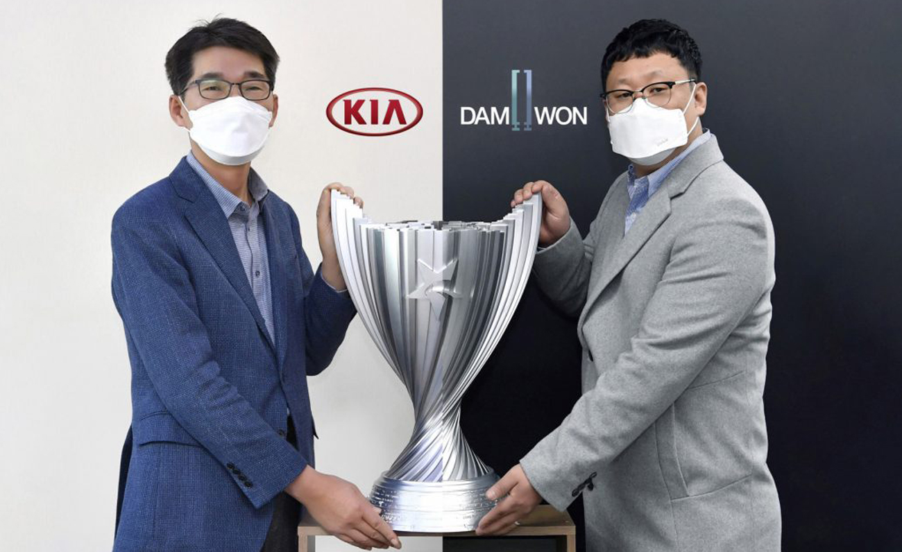 Kia Motors DAMWON Gaming