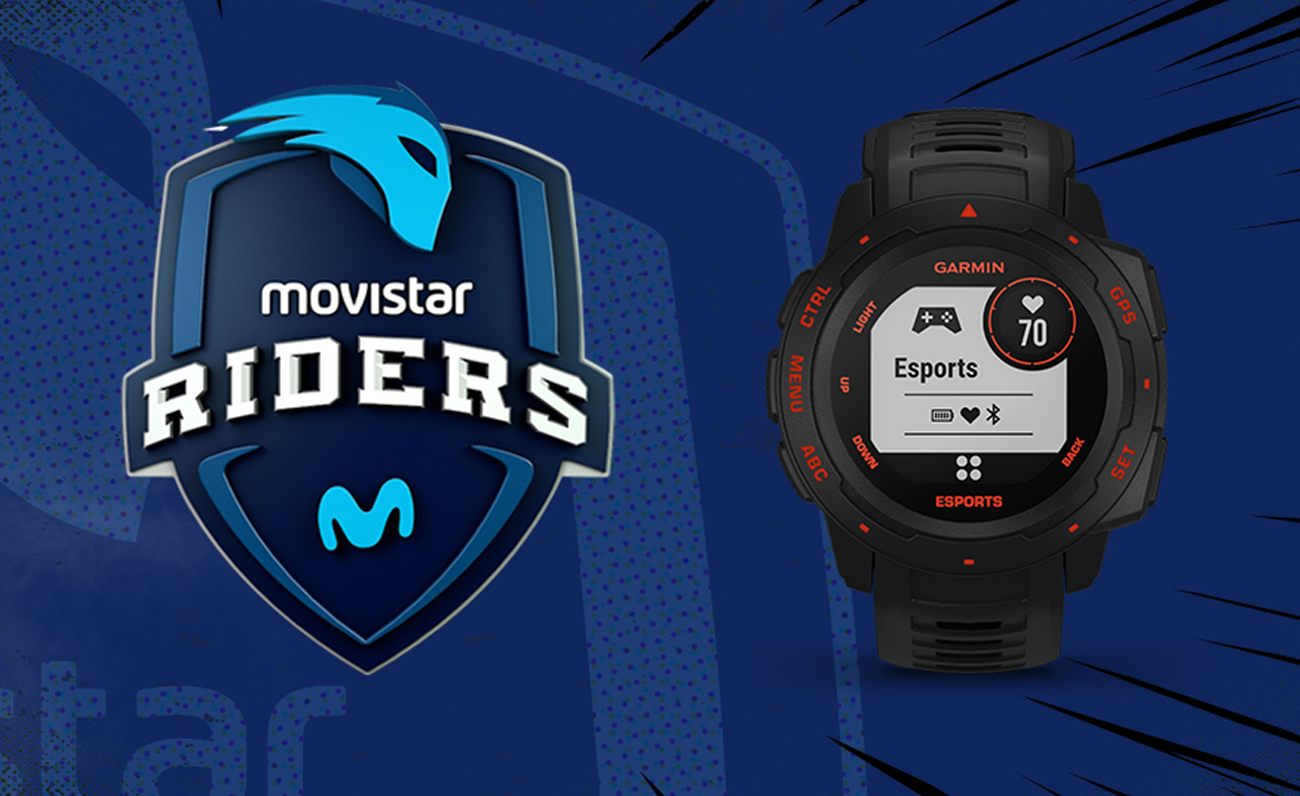 Movistar Riders - Garmin