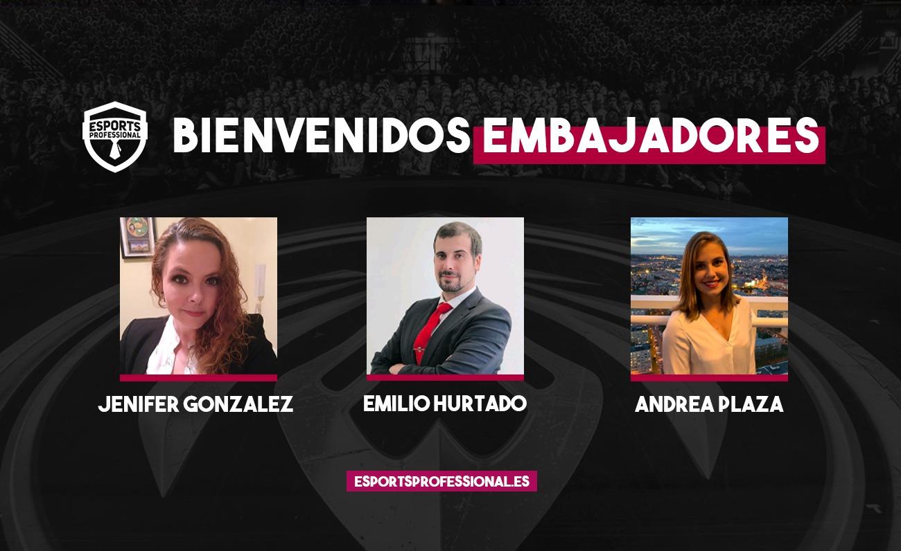 Embajadores Esports Professional