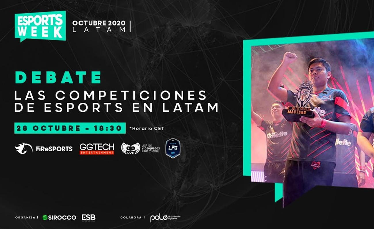 Esports Week Latam Sesion 4