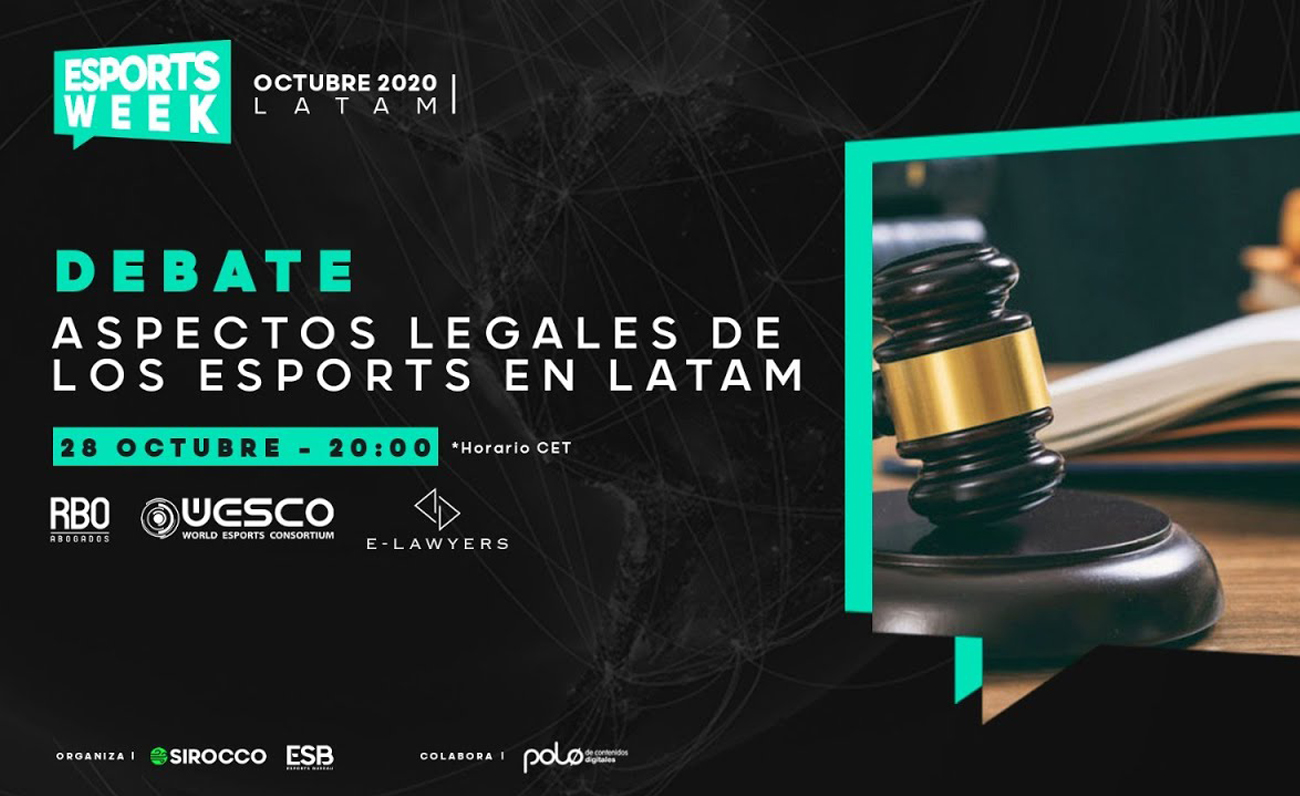 Esports Week Latam Sesion 5