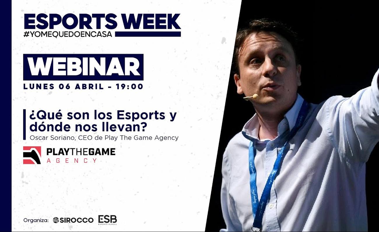 EsportsWeek YoMeQuedoEnCasa Sesion 1