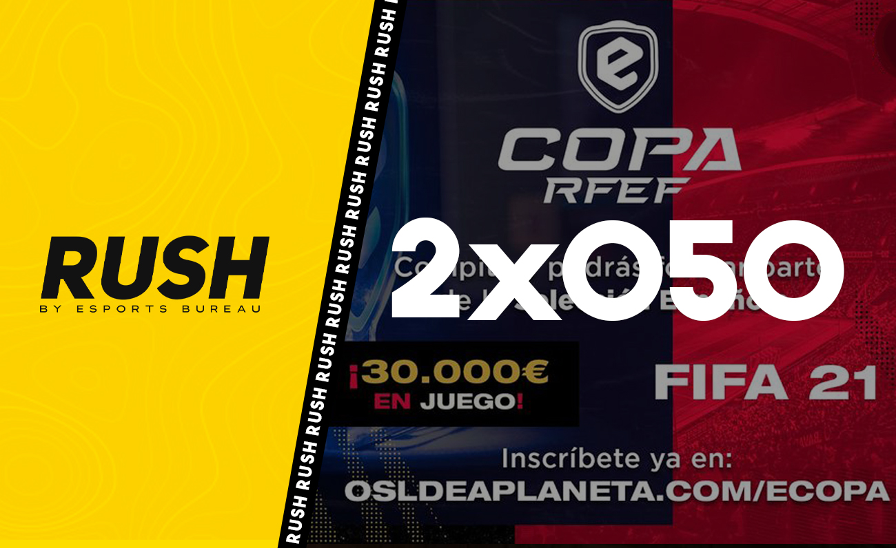 RUSH Temporada 2 Episodio 50