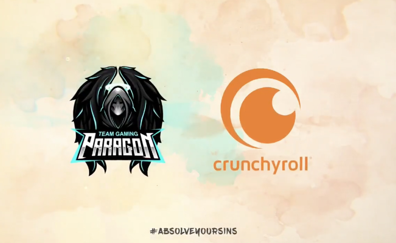 Team Paragon Crunchyroll