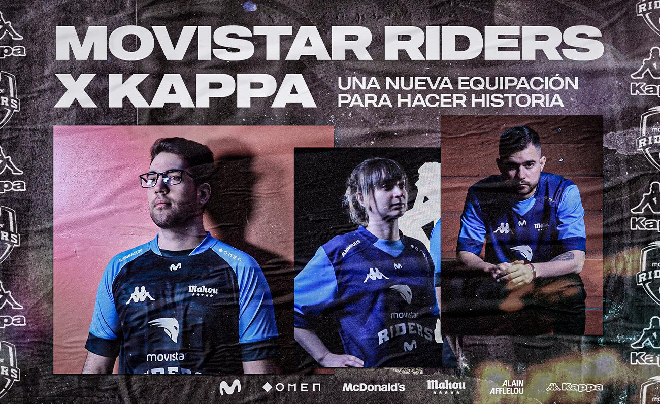 Movistar Riders Kappa