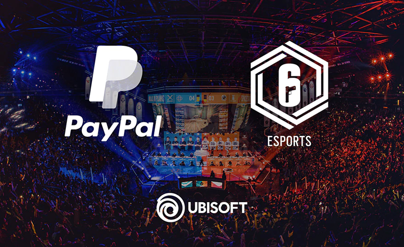 PayPal Ubisoft R6
