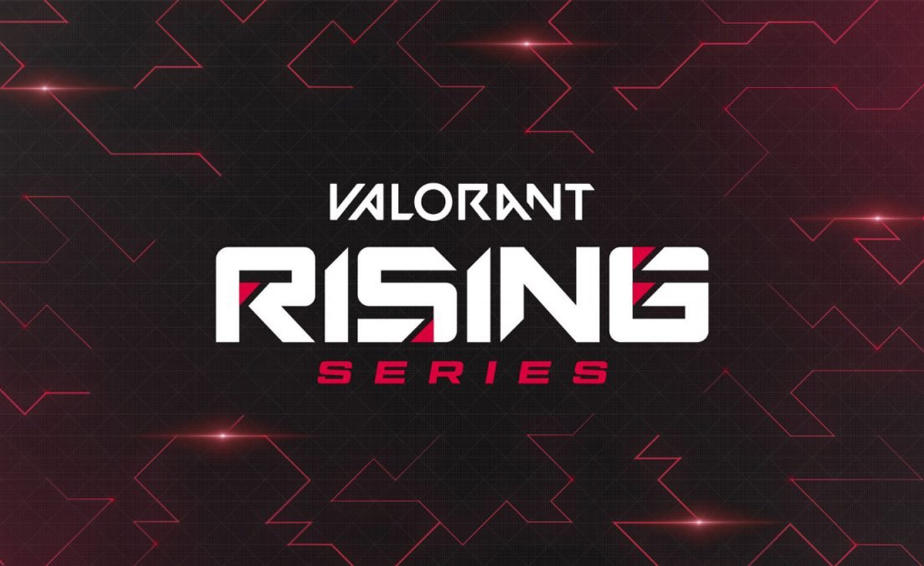 Rising Series Valorant LVP