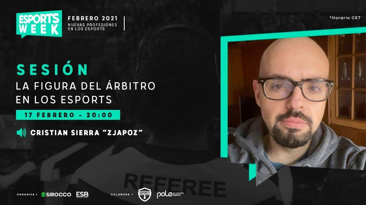Esports Week- Arbitro