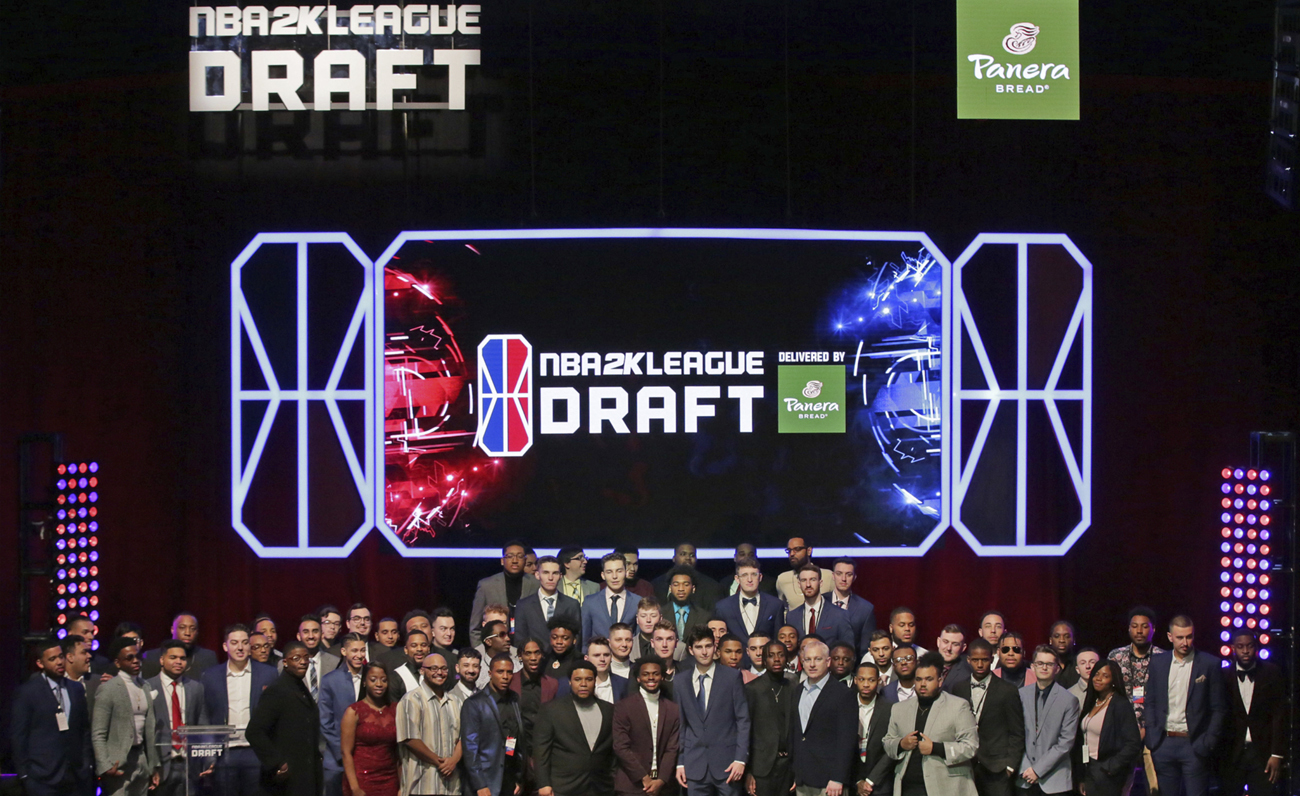 NBA 2K League Draft 2020