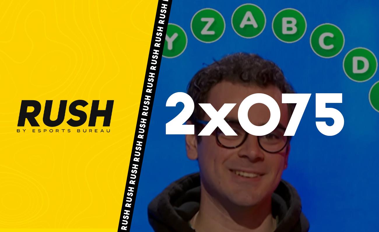 RUSH Temporada 2 Episodio 75