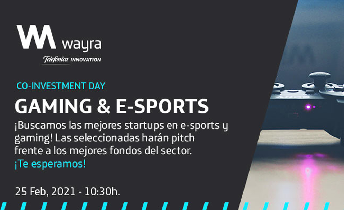 Wayra Co-Investment Day