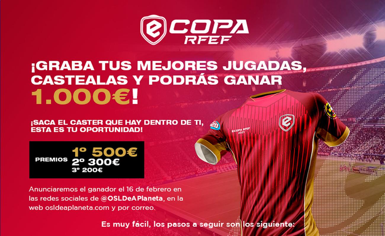 eCopa RFEF Caster
