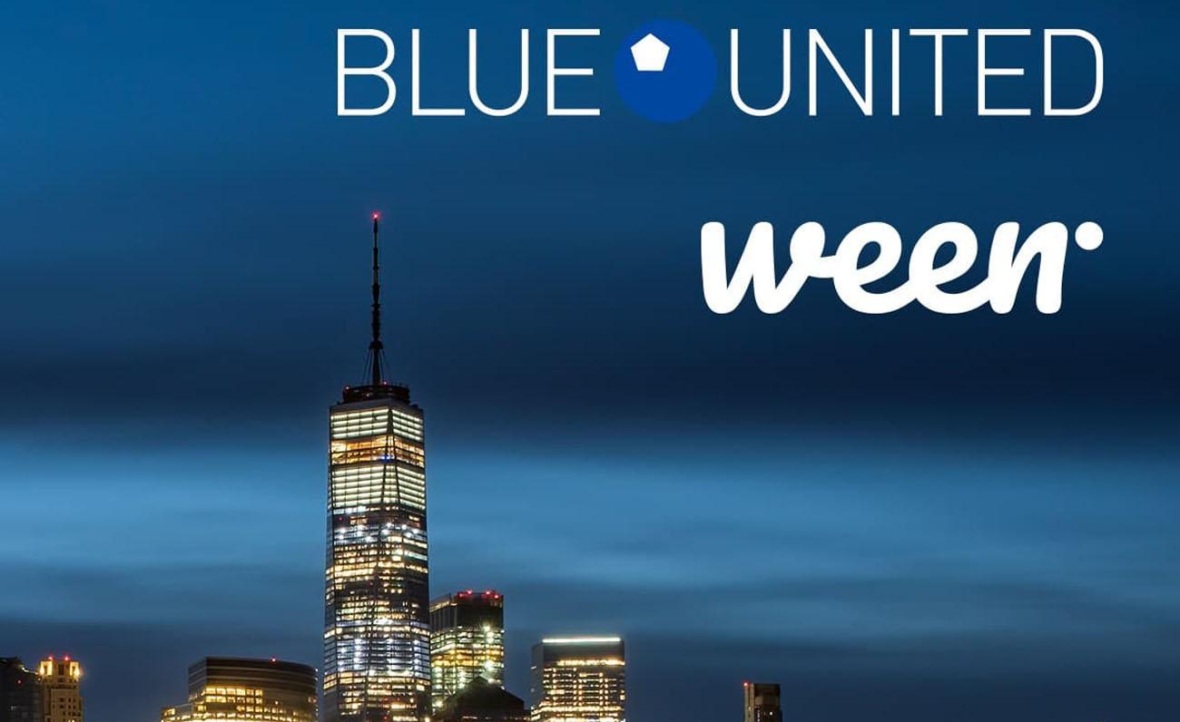 Blue United Ween