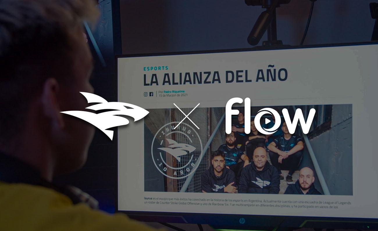 Flow x Isurus