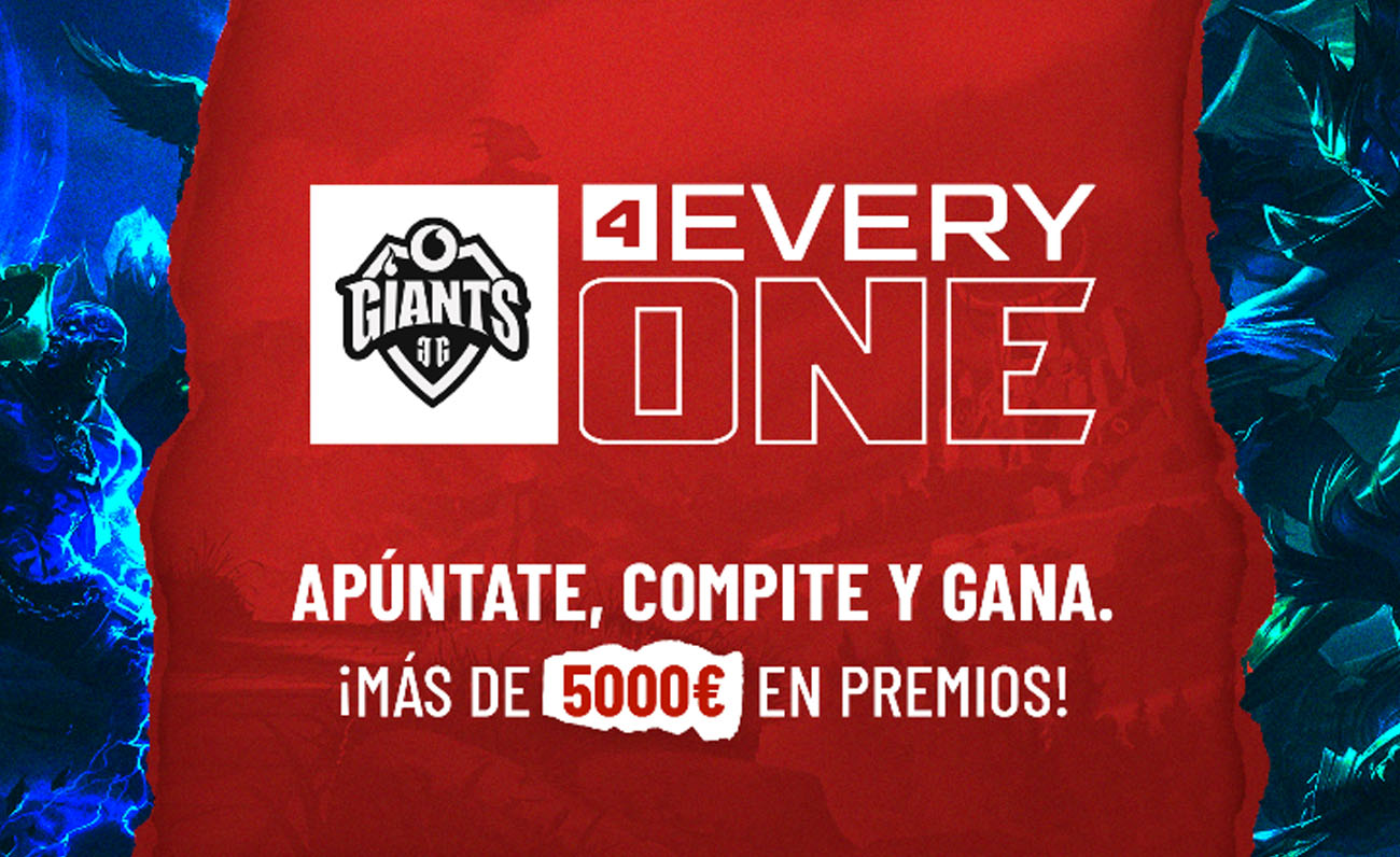 Giants 4 Every One
