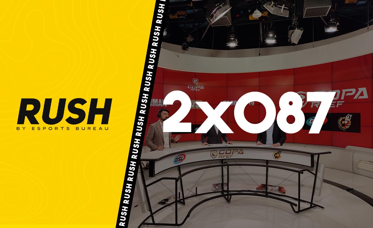 RUSH Temporada 2 Episodio 87