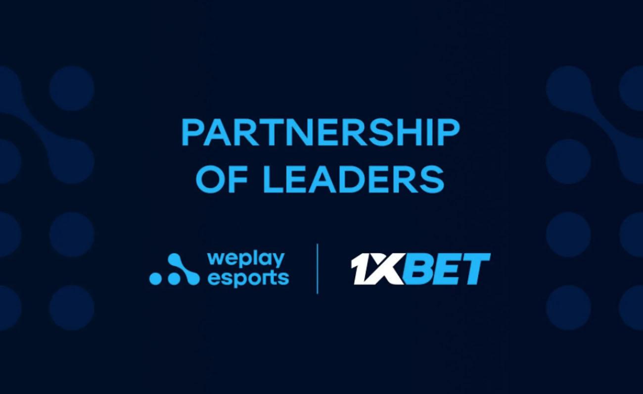 WePlay Esports 1xBet